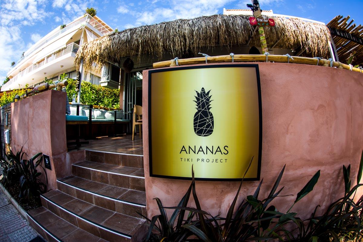 Ananas Tiki Project