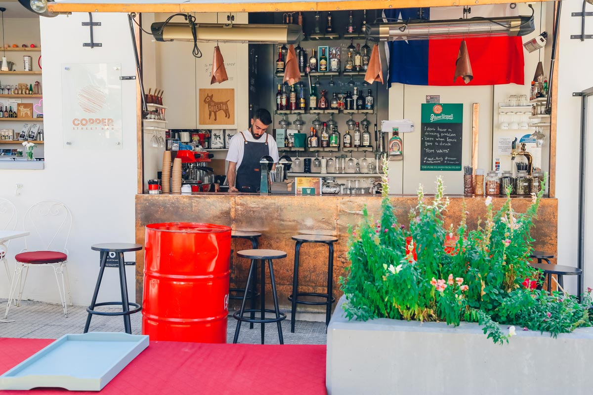 Copper Street Bar
