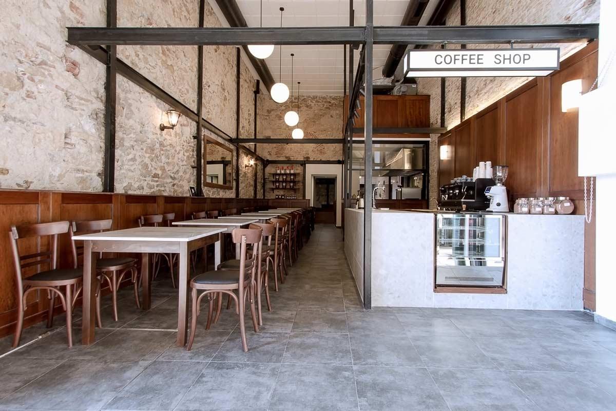 Varvakio Coffee Shop