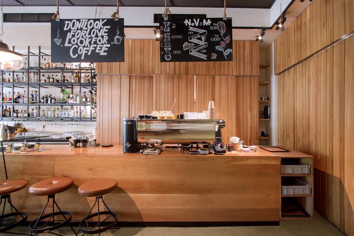 novem coffee area
